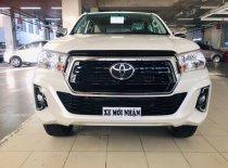 Bán Toyota Hilux 2.4AT đời 2019, màu trắng, nhập khẩu nguyên chiếc, 683 triệu giá 683 triệu tại Tp.HCM