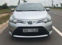 Bán ô tô Toyota Vios E sản xuất 2016, màu bạc giá 420 triệu tại Bắc Giang