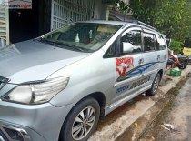 Cần bán Toyota Innova G đời 2010, màu bạc giá 340 triệu tại Bình Thuận