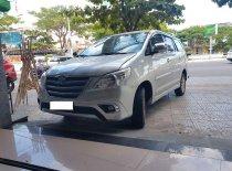 Cần bán xe Toyota Innova sản xuất 2012, màu bạc giá 340 triệu tại Đà Nẵng