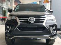 Bán Toyota Fortuner sản xuất 2019, màu đen. Giao ngay giá 1 tỷ 40 tr tại Hà Nội