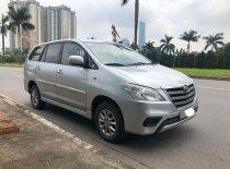 Bán Toyota Innova sản xuất năm 2014, màu bạc, số sàn giá 510 triệu tại Hà Nội