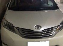 Xe Toyota Sienna 3.5 Limited SX 2014, màu trắng, giao dịch chính chủ giá 2 tỷ 650 tr tại Hà Nội