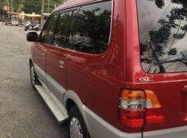 Bán Toyota Zace sản xuất năm 2003, màu đỏ, máy xe bao êm giá 235 triệu tại Cần Thơ