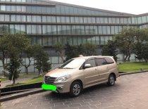 Cần bán xe Toyota Innova năm 2016, bảo hành, bảo dưỡng định kì tại hãng giá 580 triệu tại Hà Nội