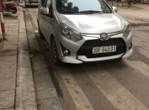 Bán Toyota Wigo 1.2 MT 2019, màu bạc, nhập khẩu  giá 350 triệu tại Hà Nội