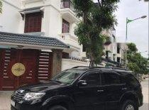 Chính chủ bán Toyota Fortuner V, màu đen, số tự động, đời 2013 giá 598 triệu tại Hà Nội