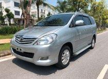 Bán lại xe Toyota Innova G năm 2012, màu bạc, xe gia đình giá 440 triệu tại Hà Nội