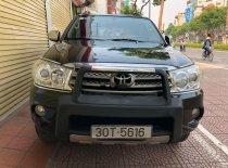 Cần bán gấp Toyota Fortuner năm 2009, màu đen giá Giá thỏa thuận tại Hà Nội