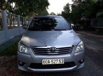 Bán xe Toyota Innova đời 2012, màu bạc giá 420 triệu tại Đồng Nai