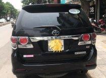 Bán Toyota Fortuner MT đời 2016, màu đen, nhập khẩu   giá 850 triệu tại Hà Nội