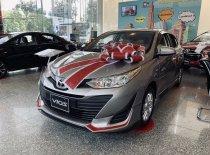 Cần bán Toyota Vios 1.5E MT 2019, màu bạc trả góp từ 120 triệu giá 460 triệu tại Tp.HCM