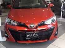 Cần bán Toyota Yaris 1.5G đời 2019, màu đỏ, nhập khẩu nguyên chiếc, giá 625tr giá 625 triệu tại Tp.HCM