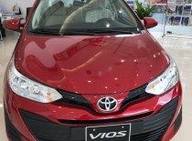 Bán ô tô Toyota Vios E năm 2019, màu đỏ, 470 triệu giá 470 triệu tại Bình Dương
