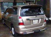 Bán Toyota Innova 2012, màu xám, nhập khẩu  giá 470 triệu tại Tp.HCM