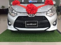 Bán Toyota Wigo 1.2G 2019 giảm giá cực sốc, giao xe ngay, hỗ trợ mọi thủ tục giá 360 triệu tại Hà Nội