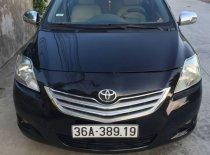 Cần bán xe Toyota Vios 2010, màu đen, giá chỉ 250 triệu giá 250 triệu tại Nam Định