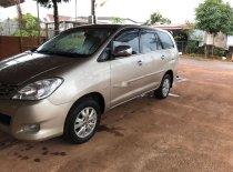 Cần bán Toyota Innova G sản xuất 2009, xe đẹp giá 340 triệu tại Đắk Lắk