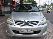 Bán Toyota Innova G năm sản xuất 2009, màu bạc, 1 chủ mua mới giá 389 triệu tại Tp.HCM
