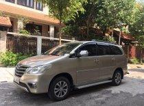 Bán xe Toyota Innova đời 2014, màu vàng cát, số sàn, 458tr giá 458 triệu tại Hà Nội