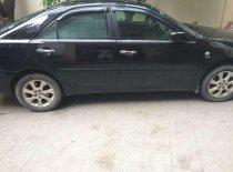 Cần bán lại xe Toyota Camry 2.4 2005, màu đen, giá 395tr giá 395 triệu tại Tp.HCM