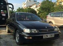 Bán xe Toyota Camry sản xuất năm 1992, màu đen, nhập khẩu nguyên chiếc, giá cạnh tranh giá 115 triệu tại Tp.HCM