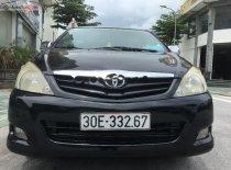 Xe Toyota Innova G 2009, màu đen xe gia đình giá cạnh tranh giá 310 triệu tại Hà Nội