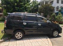 Gia đình bán Toyota Innova MT sản xuất năm 2007, màu đen giá 355 triệu tại Tp.HCM