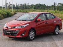 Bán Toyota Vios giá cực sốc, giao xe ngay. Hỗ trợ vay góp đến 85% giá 540 triệu tại Bắc Ninh