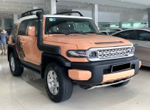 Bán xe Toyota Fj cruiser 4WD AT năm sản xuất 2008, xe nhập giá 1 tỷ 250 tr tại Tp.HCM