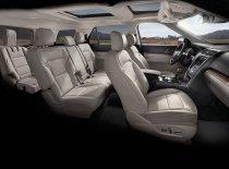 xe Ford Explorer mới, sự khác biệt đến từ thiết kế hiện đại, mạnh mẽ giá 2 tỷ 268 tr tại Tp.HCM