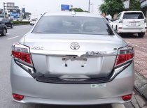 Bán xe Toyota Vios 1.5E năm 2016, màu bạc, giá tốt giá 445 triệu tại Hà Nội