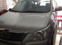 Bán Toyota Innova 2.0E sản xuất 2012, màu bạc còn mới giá 460 triệu tại Khánh Hòa