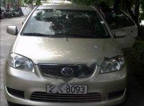 Cần bán Toyota Vios 2005, màu vàng, chính chủ giá 150 triệu tại Hà Nội