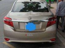 Bán ô tô Toyota Vios G đời 2016, màu vàng cát giá 520 triệu tại Hà Nội