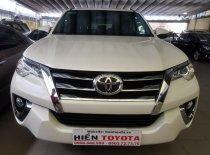 Bán Toyota Fortuner 2.7 đời 2019, màu trắng, nhập khẩu nguyên chiếc giá 1 tỷ 180 tr tại Tp.HCM