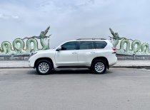 Bán Toyota Prado TXL sản xuất 2016, màu trắng, nhập khẩu giá 1 tỷ 968 tr tại Hà Nội