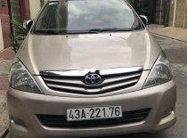 Cần bán gấp Toyota Innova MT 2011, giá 395tr giá 395 triệu tại Đà Nẵng