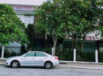 Xe Toyota Camry 2.4G đời 2009, màu bạc giá 555 triệu tại Tp.HCM