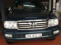 Chính chủ bán Toyota Land Cruiser GX năm 2004, màu xanh dưa giá 380 triệu tại Hà Nội