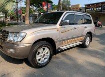 Bán Toyota Land Cruiser bạc 2006, số sàn, full option zin nguyên thủy giá 498 triệu tại Tp.HCM