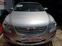 Toyota Camry 3.5Q sản xuất 2007, màu bạc giá cạnh tranh giá 520 triệu tại Tp.HCM