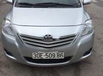 Gia đình bán xe Toyota Vios 1.5 E 2010, màu bạc   giá 270 triệu tại Hà Nội