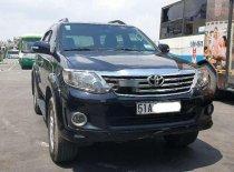 Bán Toyota Fortuner 2.7V năm sản xuất 2013, 1 cầu xe đẹp giá 615 triệu tại Tp.HCM