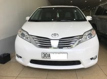Bán Toyota Sienna Limited sản xuất 2014, đăng ký tư nhân Hà Nội giá 2 tỷ 490 tr tại Hà Nội