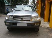 Bán Toyota Land Cruiser bạc 2006 số sàn, bản full option giá 552 triệu tại Tp.HCM