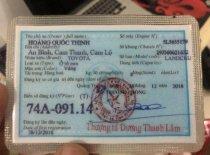 Bán Toyota Land Cruiser đời 2006, nhập khẩu, số sàn    giá 749 triệu tại Đà Nẵng