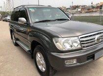 Bán Toyota Land Cruiser 2007 màu xám, số sàn, 2 cầu full chức năng giá 523 triệu tại Tp.HCM