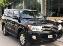 Bán ô tô Toyota Land Cruiser VX năm 2013, màu đen, nhập khẩu nguyên chiếc giá 2 tỷ 200 tr tại Hà Nội