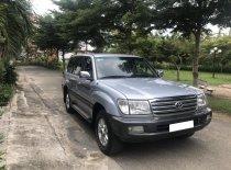 Gia đình cần bán Land Cruiser sx 2006, số sàn, màu bạc xanh cực hiếm giá 585 triệu tại Tp.HCM